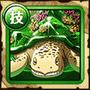 緑ダイミョウガメ