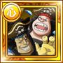 絆のディカルバン兄弟 白ひげ海賊団傘下