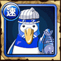 青盗人ペンギン