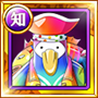 No.266「虹海賊ペンギン」 ステータス