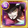 No.718「鷹の目のミホーク 世界最強の剣士」ステータス